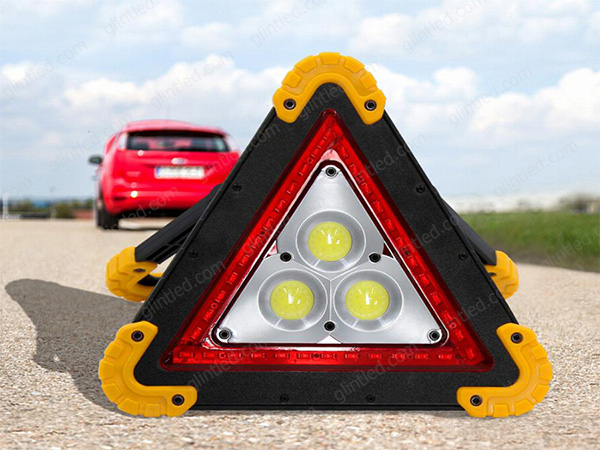waterproof traffic warning lights