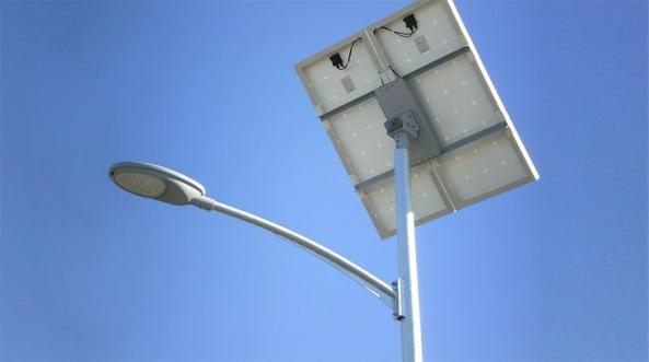 Different types of solar lights at low prices for parking lots
