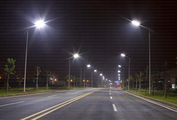 How much is a street light?