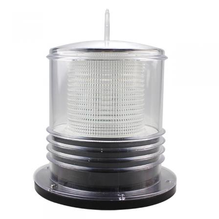 Various types of solar marine lights on the market